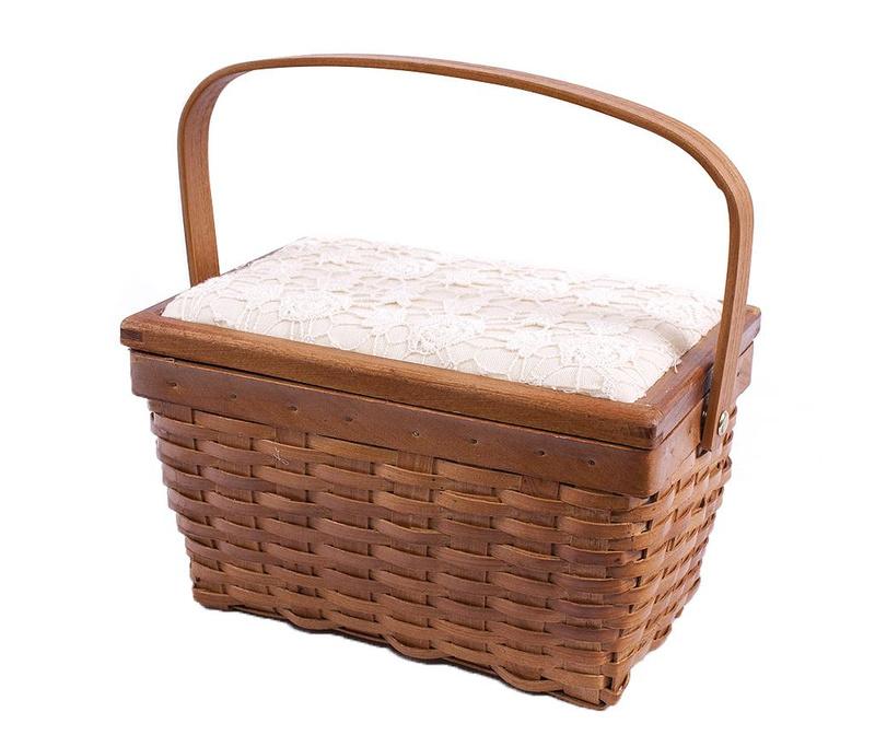 Košara za piknik Mushrooms