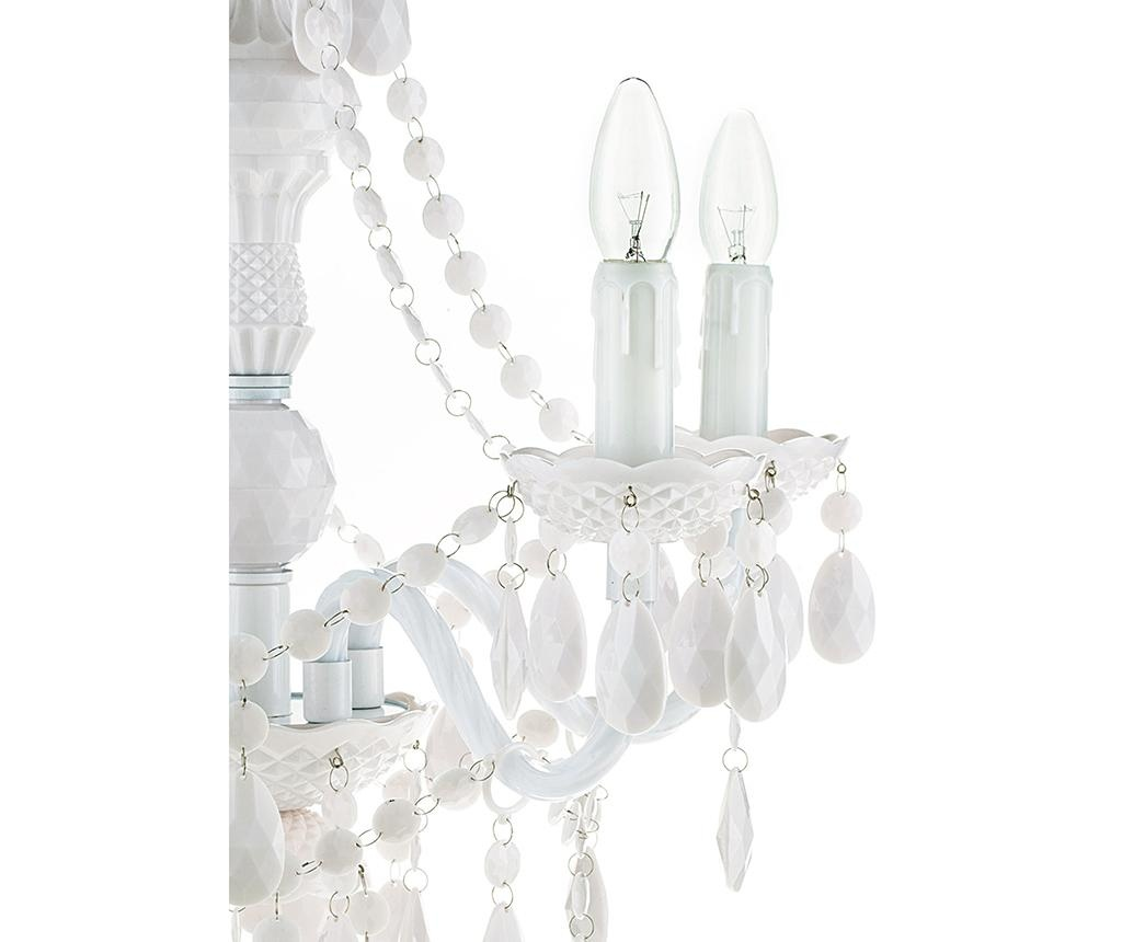 Luster Jewel White