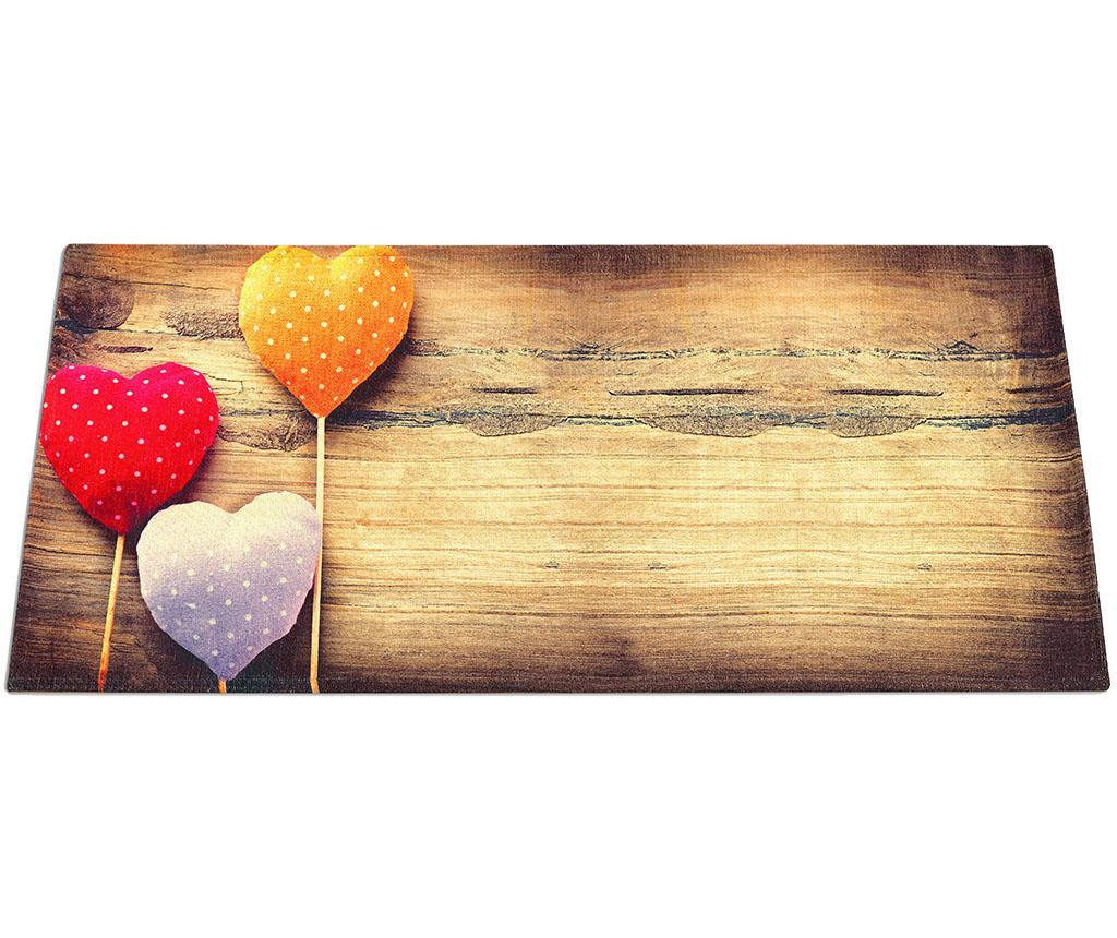 Tepih Sweethearts 60x240 cm