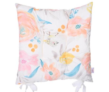 Jastuk za sjedalo Floral Breeze 37x37 cm