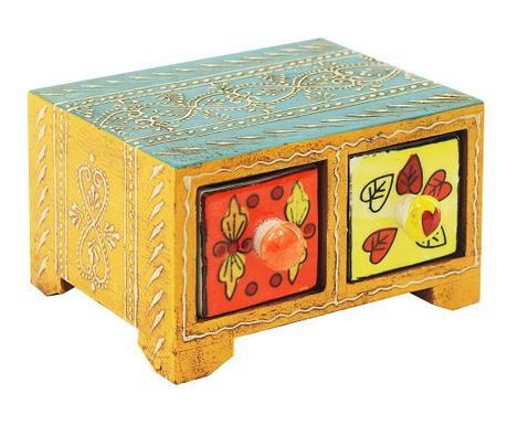 Krabice na koření Zahia