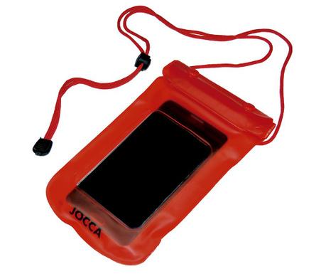 Waterproof Red Telefon huzat