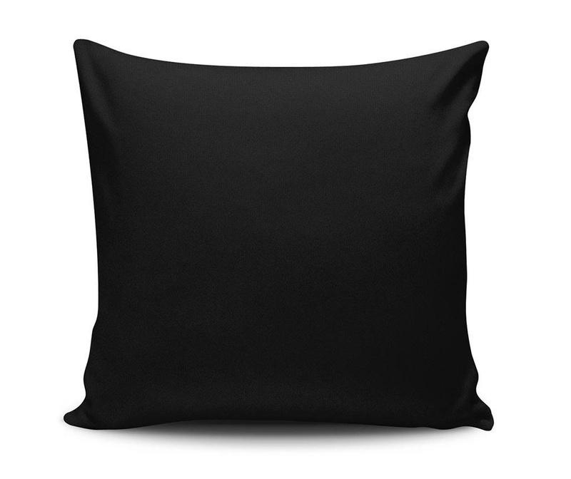 Okrasna blazina Mumble Black 45x45 cm