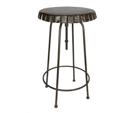 Capsule Black Bárasztal