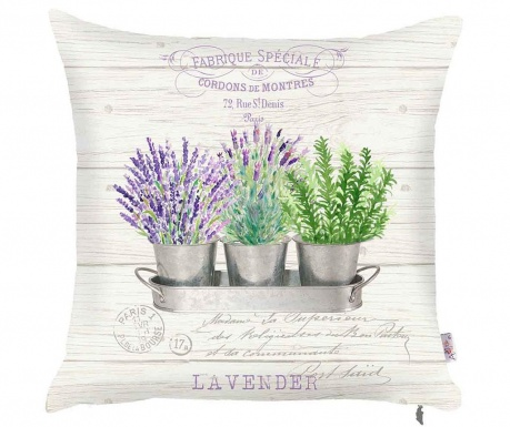 Jastučnica Rustic Lavender