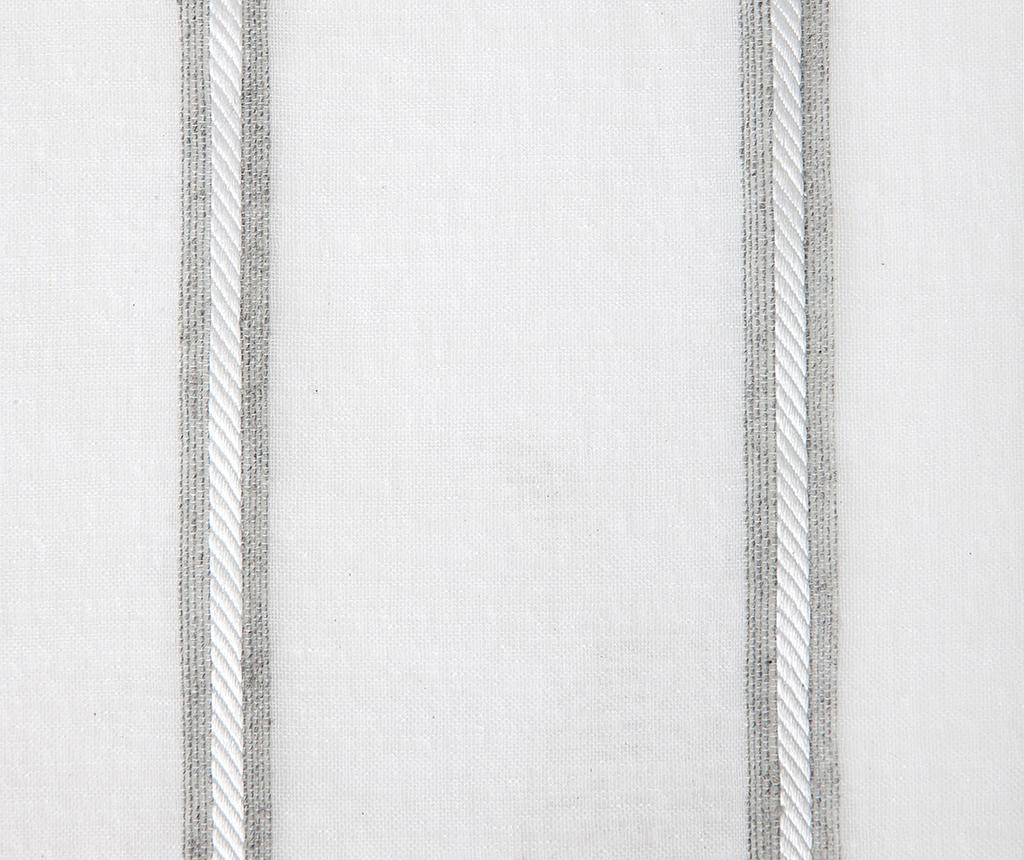 Draperie Shirley White 140x250 cm