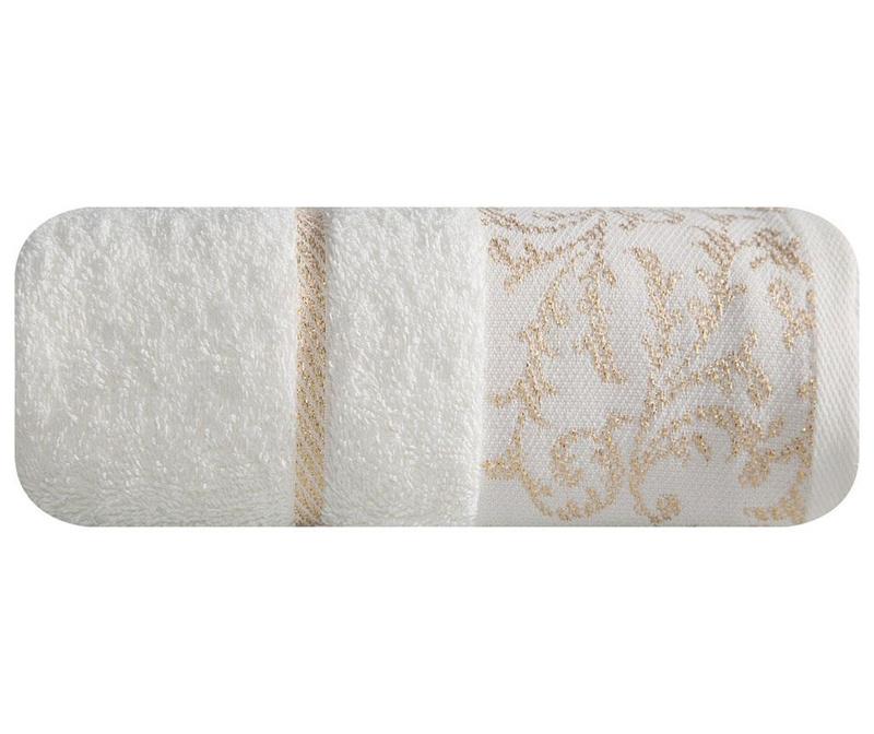 Jowita Cream Fürdőszobai törölköző 70x140 cm