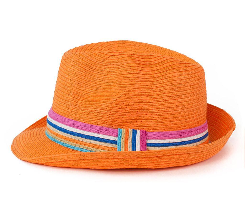 Palarie Sam Orange 57-58 cm