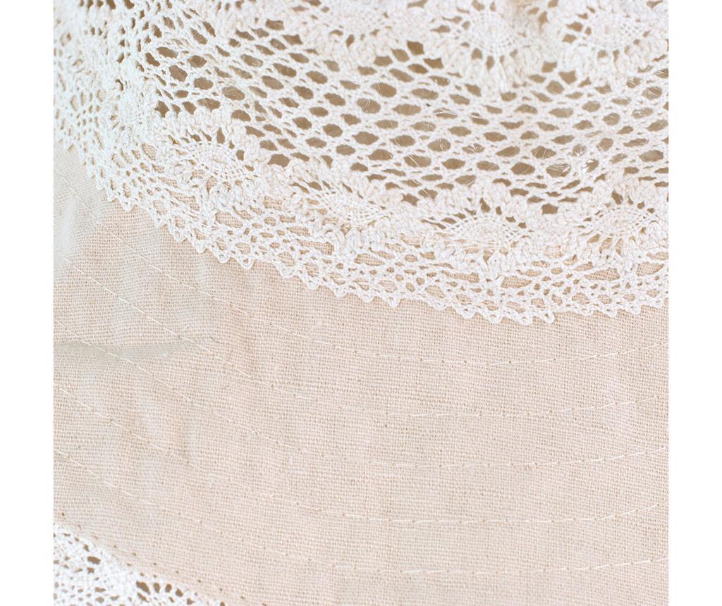Klobuk Marie Cream 56-58 cm