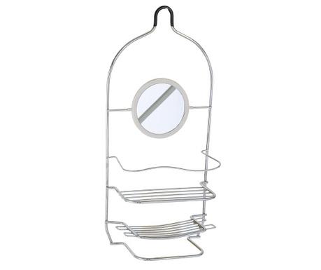 Držač za kupaonski pribor sa zrcalom Spiegel