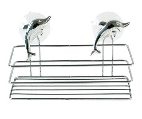 Držiak na kúpeľňové doplnky Dolphin