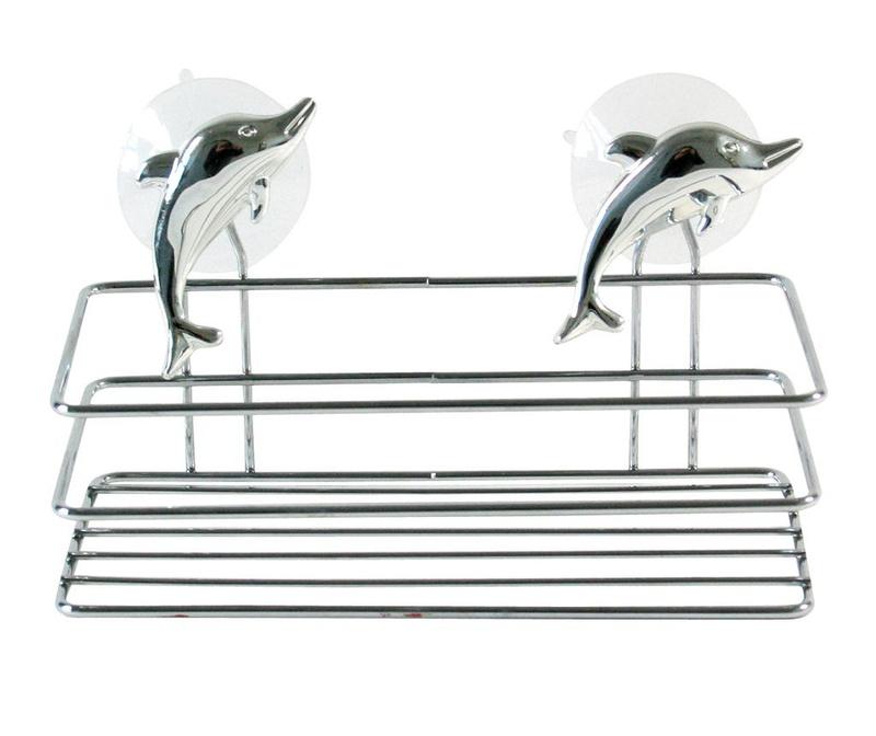 Suport accesorii de baie Dolphin