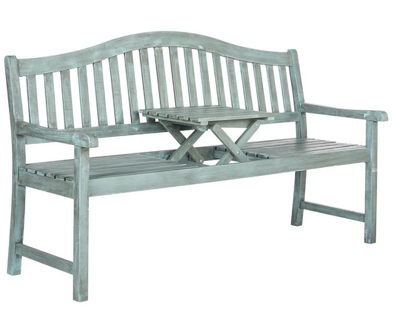 Venkovní lavice Bailey Blue