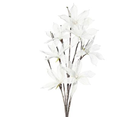 Kwiat sztuczny Anabel White