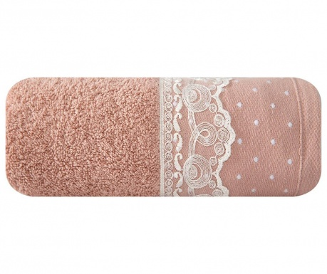 Kopalniška brisača Mia Pink
