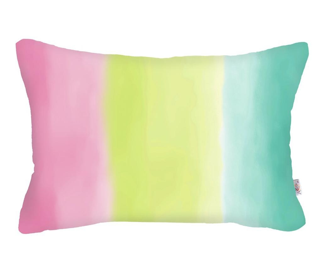 Fata de perna Rainbow 31x50 cm