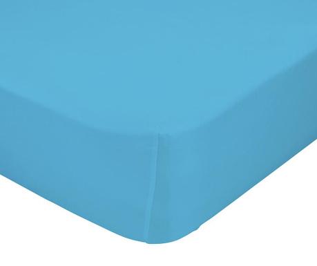 Jogi rjuha za posteljico Basic Turquoise