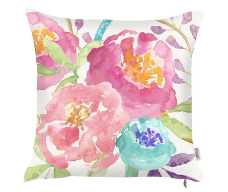 Obliečka na vankúš More Roses 43x43 cm