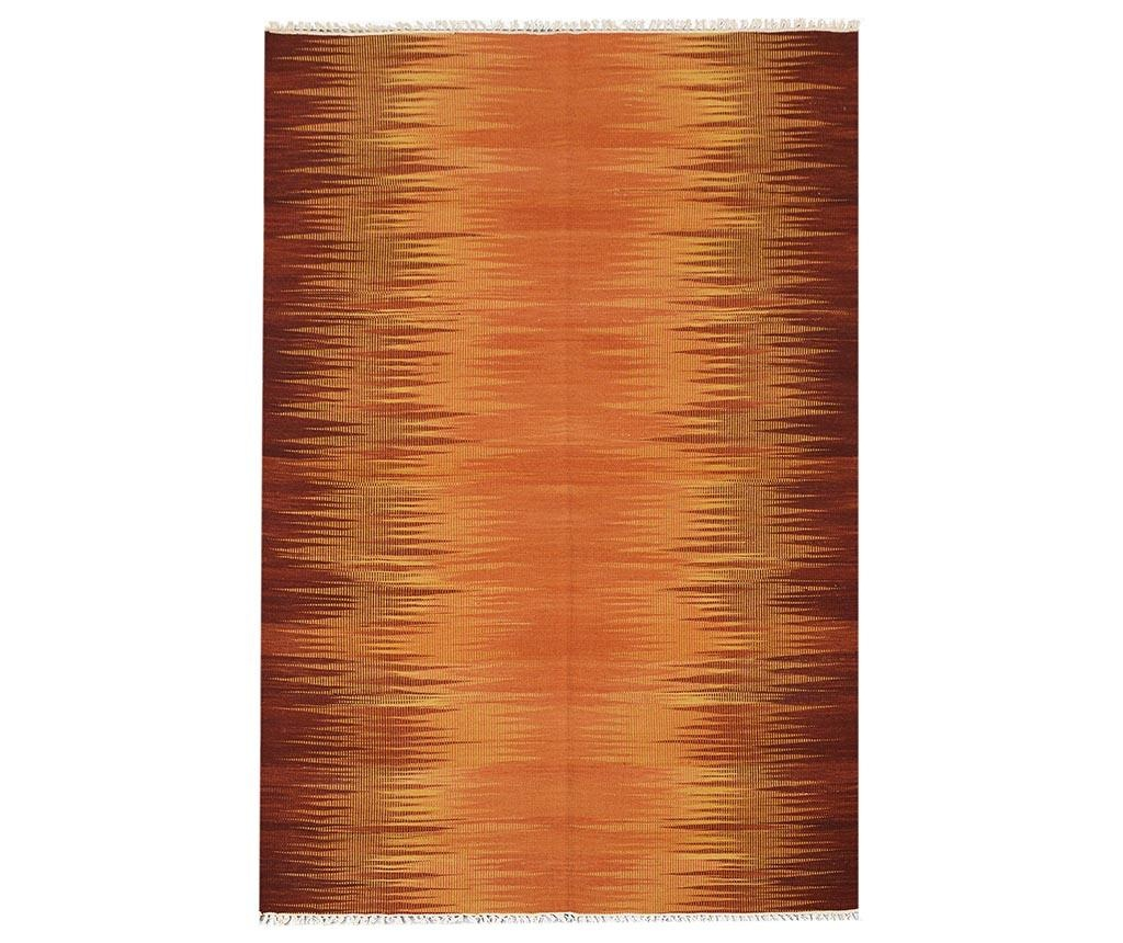 Tepih Kilim Modern Orange 120x180 cm