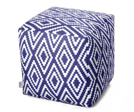 Puff seat Ela Blue