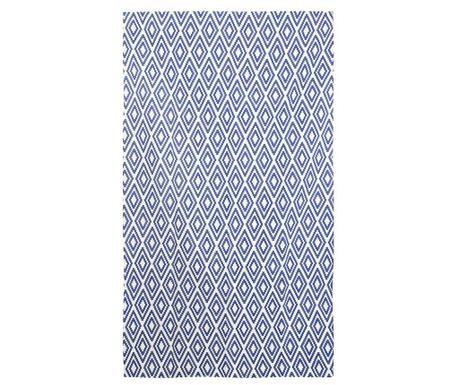 Carpet Nirmal White Blue 150x240 cm