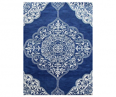 Dywan Kirman Dark Blue