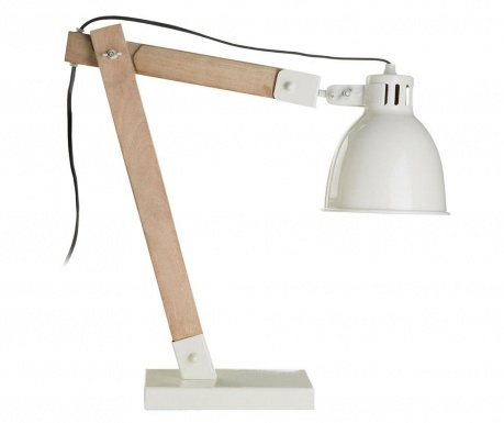 Pracovní lampa Oslo White