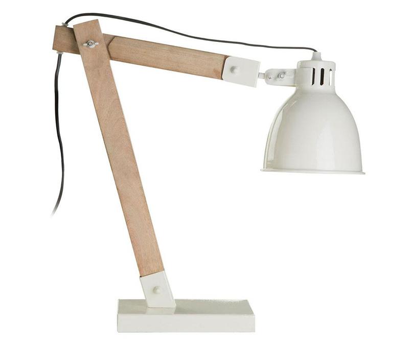 Uredska svjetiljka Oslo White