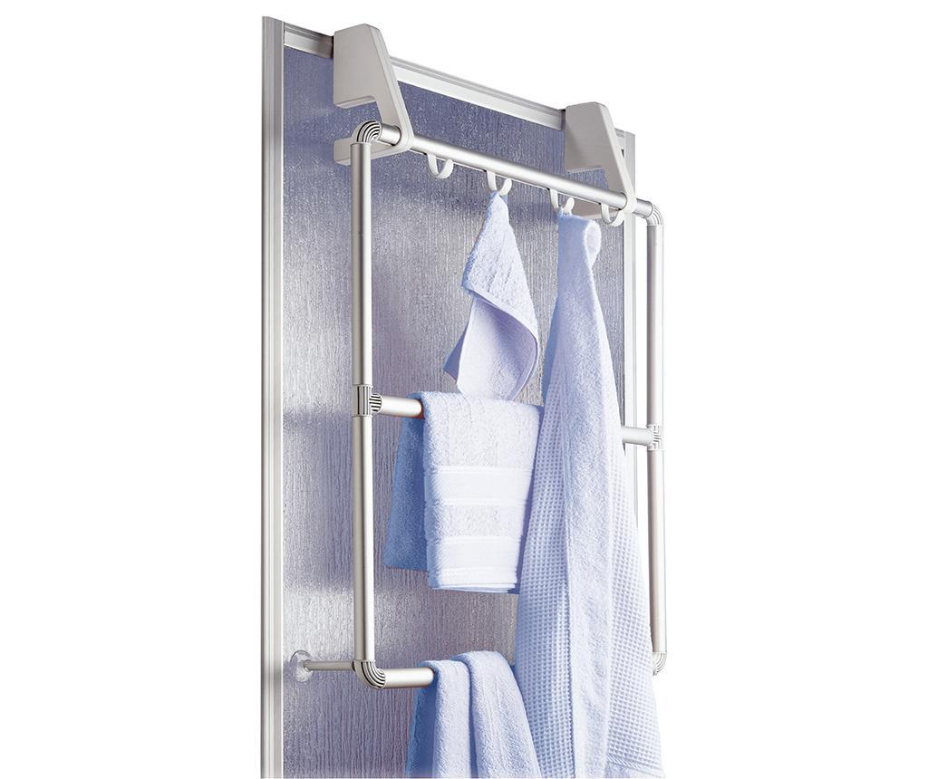 Obešalnik brisač za na vrata King