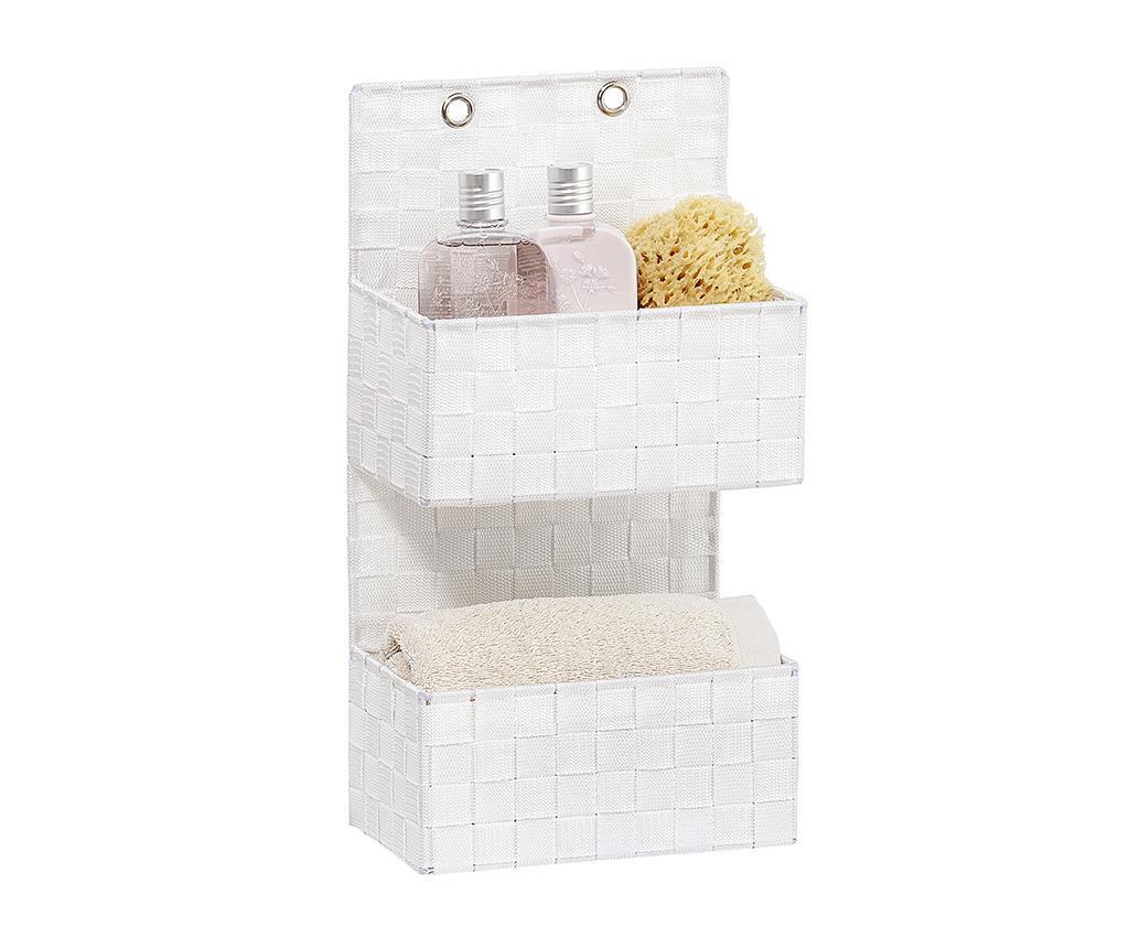Adria White Two Fürdőszobai kelléktartó