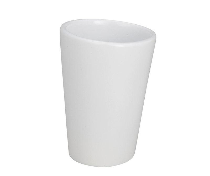 Pebble White Fürdőszobai pohár 200 ml