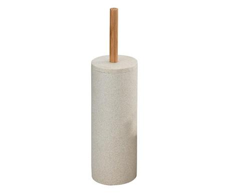 Toaletní kartáč se stojanem Vico Sandy