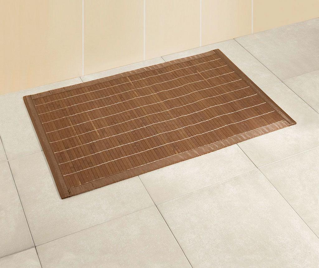 Килим за баня Homely Brown 50x80 cm