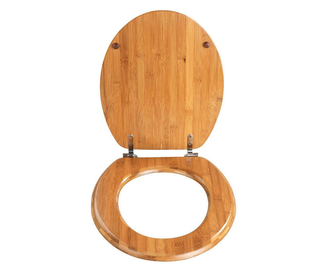 Capac de toaleta Emet Bamboo