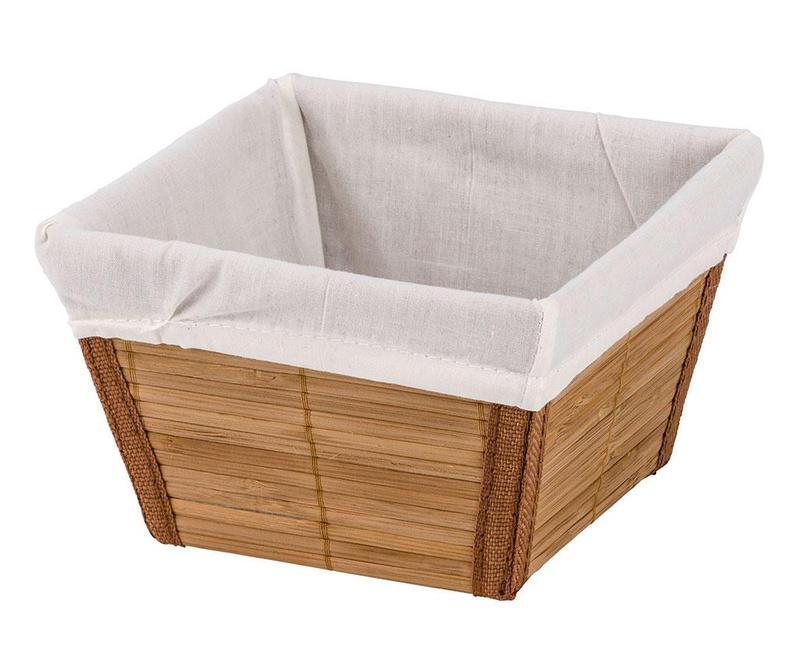 Košara za shranjevanje Bamboo Nature S