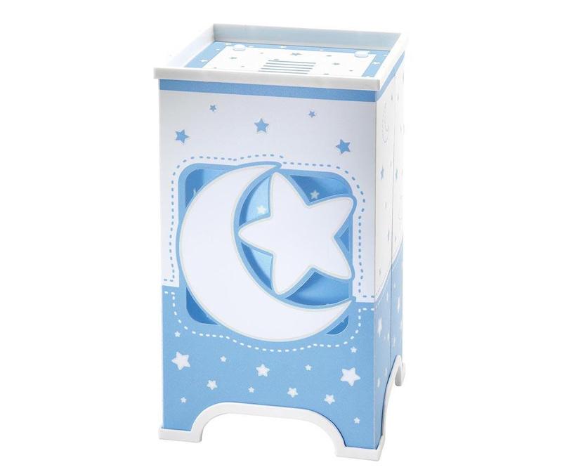 Nočna svetilka Moon Blue