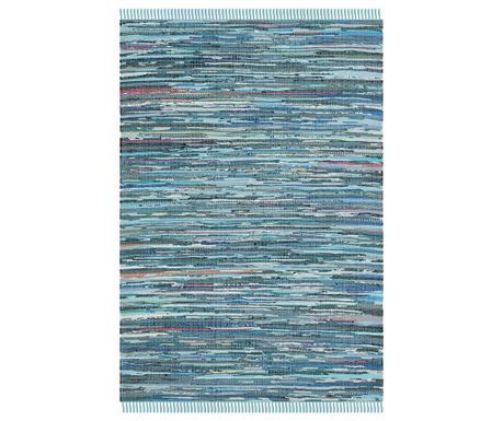 Elena Blue Rongyszőnyeg