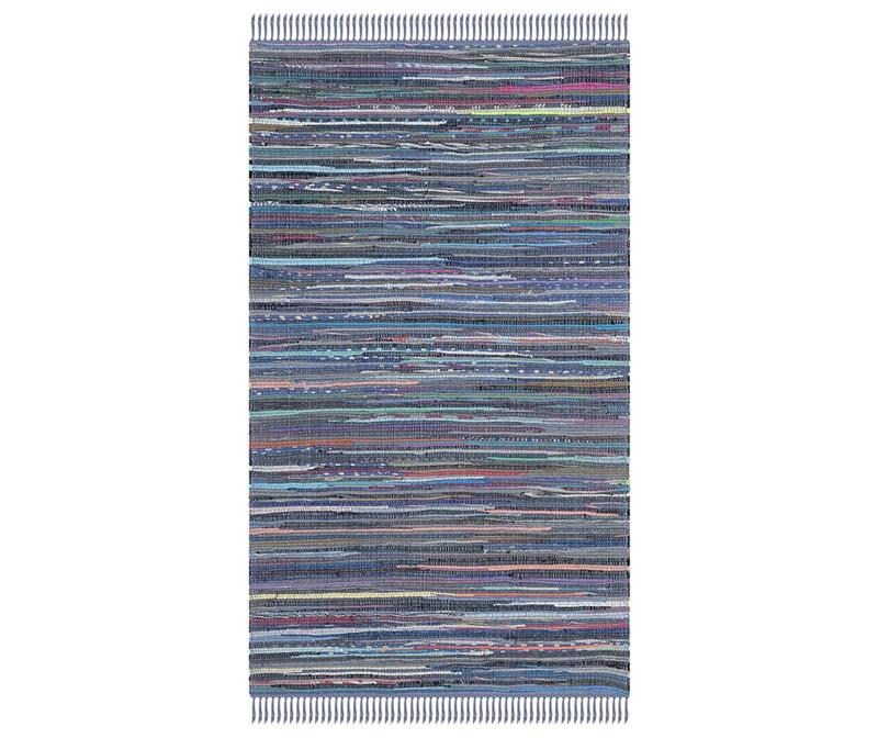 Covor tip pres Elena Purple 90x150 cm