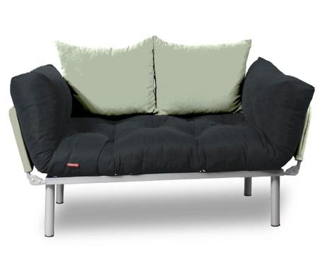 Sofa extensibila Relax Smoked Cream
