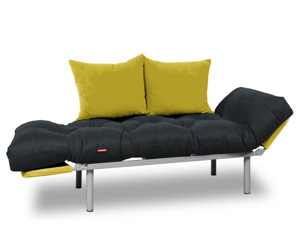 Sofa extensibila Relax Smoked Yellow
