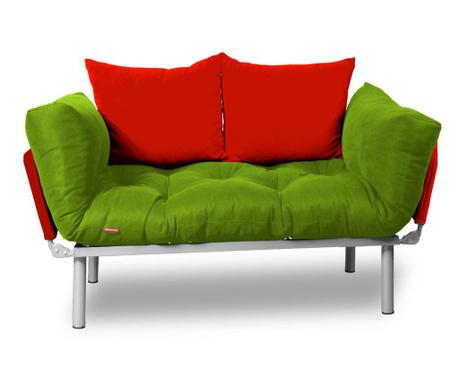 Sofa extensibila Relax Green Red