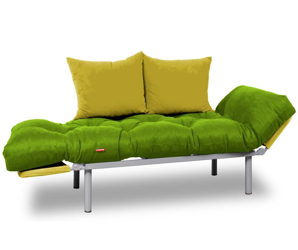 Sofa extensibila Relax Green Yellow