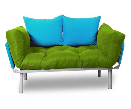 Sofa extensibila Relax Green Turquoise