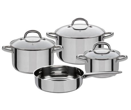 Комплект  съдове за готвене  7 части Devora