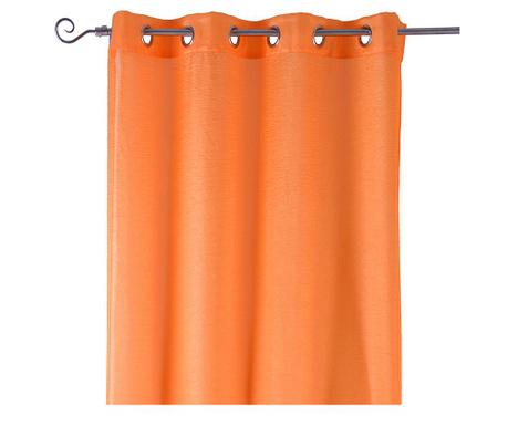 Závěs Carla Orange 140x280 cm