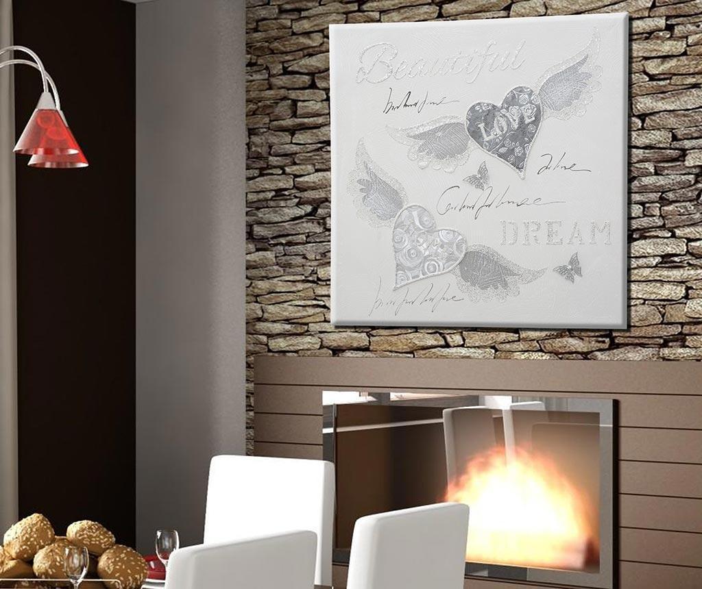 Tablou Passion 60x60 cm
