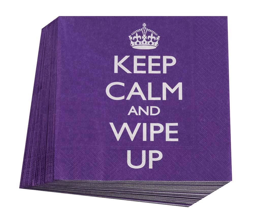 Set 16 papirnatih ubrusa Wipe Up