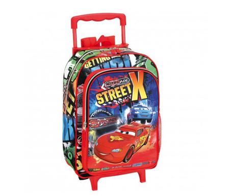 75dd55378f Školská taška na kolieskach Cars Street - Vivrehome.sk