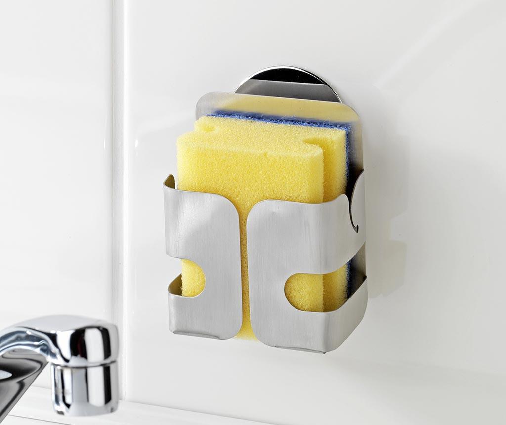 Поставка за гъбичка за миене на съдове Turbo-Loc