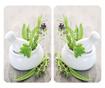 Herb Garden 2 db Tűzhelyvédő lap